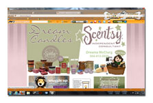 Dream Candles - Scentsy Independent Consultant